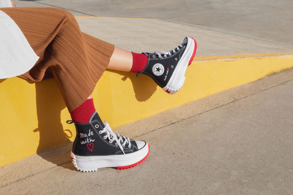 Conoce Made with Love, la nueva colección de Converse bordada con amor - Portada Conoce Made With Love la nueva colección de Converse bordada de amor sneakers Chuck Taylor made with love fashion google amazon amazon prime amazon google chuck Taylor all star converse converse google