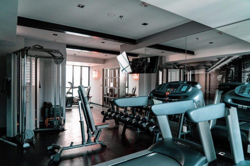The Wild Oscar, el santuario que se convertirá en tu experiencia ideal de home away from home - 3-gym-2