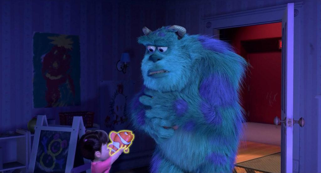 10 detalles que probablemente no habías notado en la película Monsters, Inc. - 9-nemo-en-monsters-inc-10-detalles-que-probablemente-no-habias-notado-en-la-pelicula-de-monsters-inc