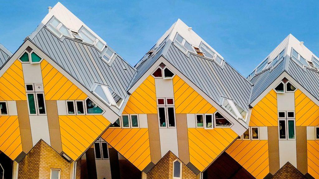 Los 10 Airbnb rentals más inusuales y exclusivos de todo el mundo - casa-cubo-en-rotterdam-paises-bajos-los-10-rentals-de-airbnb-mas-inusuales-y-exclusivos-de-todo-el-mundo