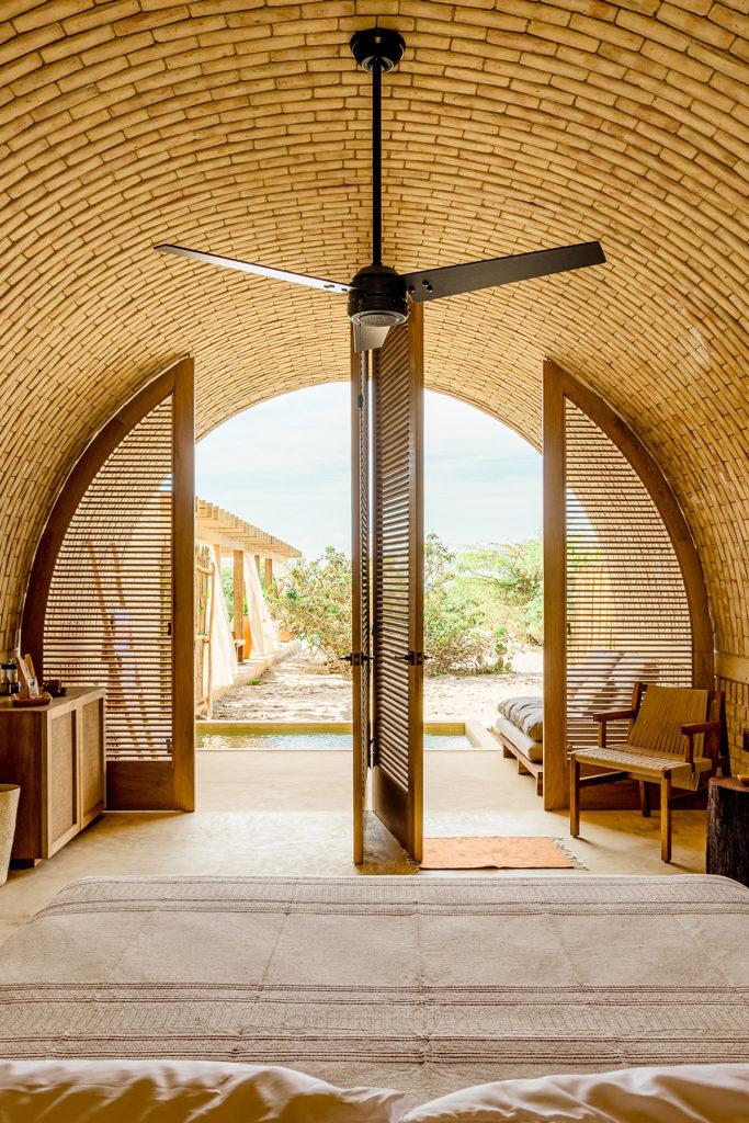 Casona Sforza, el nuevo proyecto de Alberto Kalach en Puerto Escondido - cuartos-casona-sforza-el-nuevo-proyecto-de-alberto-kalach-en-puerto-escondido_