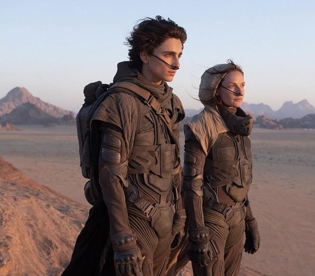 12 libros que serán película en el 2021 - dune