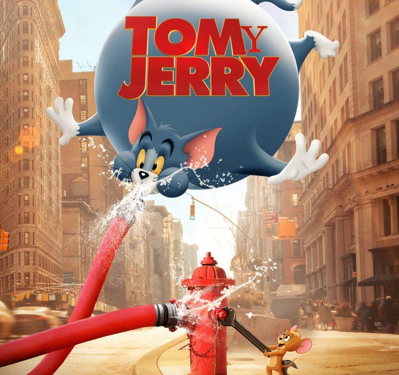 Fun facts de Tom & Jerry: The Movie - PORTADA Reloaded- Fun Facts de la nueva película de Tom _ Jerry.