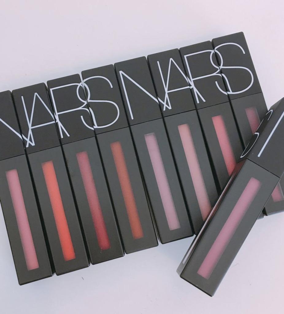 8 lipsticks para evitar retoques y dar un efecto más hot a tus labios - power-matte-lip-pigment-nars