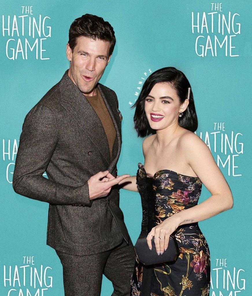 12 libros que serán película en el 2021 - the-hating-game