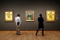 Art guide: 5 exhibiciones de arte que no te puedes perder este mes - ART GUIDE 5 EXHIBICIONES DE ARTE QUE NO TE PUEDES PERDER ESTE MES VAN GOGH CDMX NATH CAMPOS 1