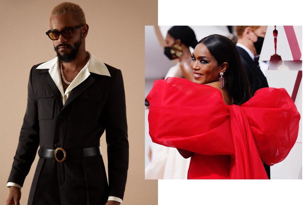 Fashion alert! Best red carpet looks de los premios Óscar 2021 - FASHION ALERT BEST RED CARPET LOOKS DE LOS PREMIOS ÓSCAR 2021Fashion Angelina Jolie1