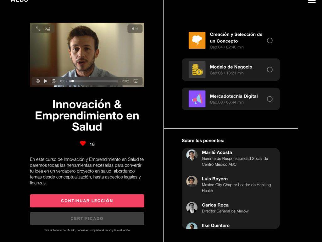 MEDU, la nueva plataforma que fusiona ciencia y arte - IMG_1574