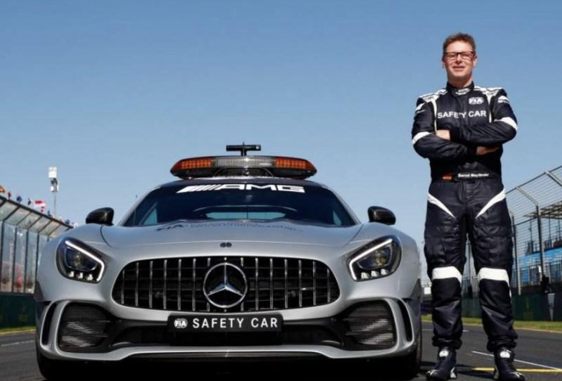 El nuevo safety car de la Fórmula 1 es un Aston Martin Vantage - nuevo-safety-car-f1-paul-ritter-uefa-champions-league-earthquake-warriors-davion-mitchell-aaron-rodgers-3