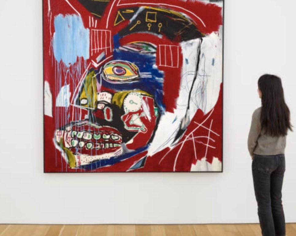 Christie's subasta el último cuadro de la trilogía de calaveras de Basquiat - Screen Shot 2021-05-06 at 7.21.17 PM