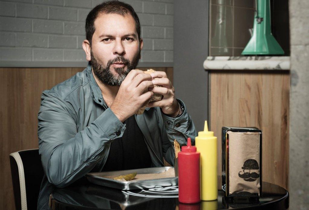 Mr. Buns: Las hamburguesas de Enrique Olvera