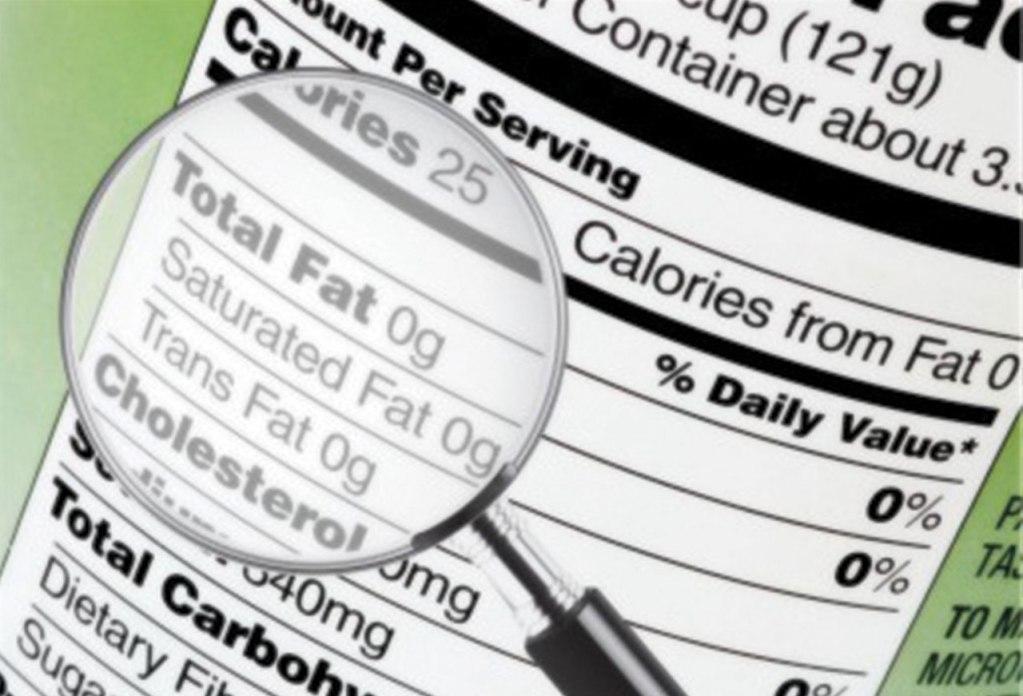 ¿Cómo saber realmente lo que estamos comiendo?