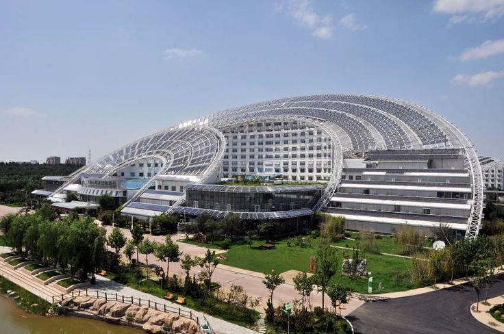 Los 10 edificios más eco-friendly del mundo