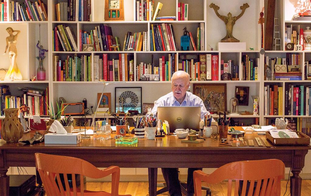 Bruno Newman; Coleccionista de recuerdos