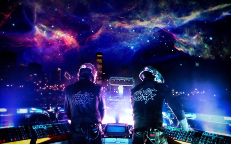 Algunos de los mejores conciertos de todos los tiempos - Mejores-conciertos-Daft-Punk