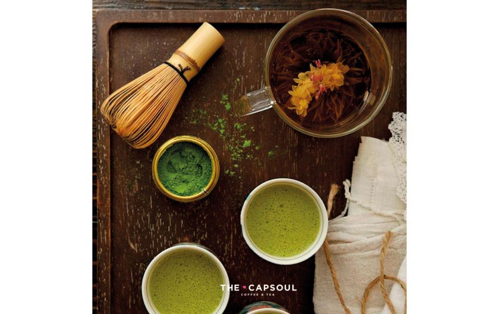 The Capsoul, los beneficios del té en tu vida