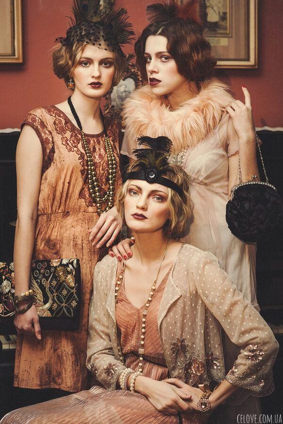 Evolución de la moda a través de los años