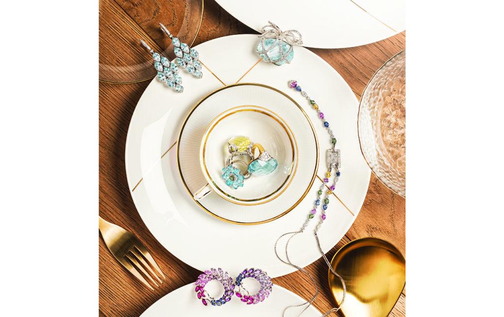 Berger presenta joyas inspiradas en la naturaleza