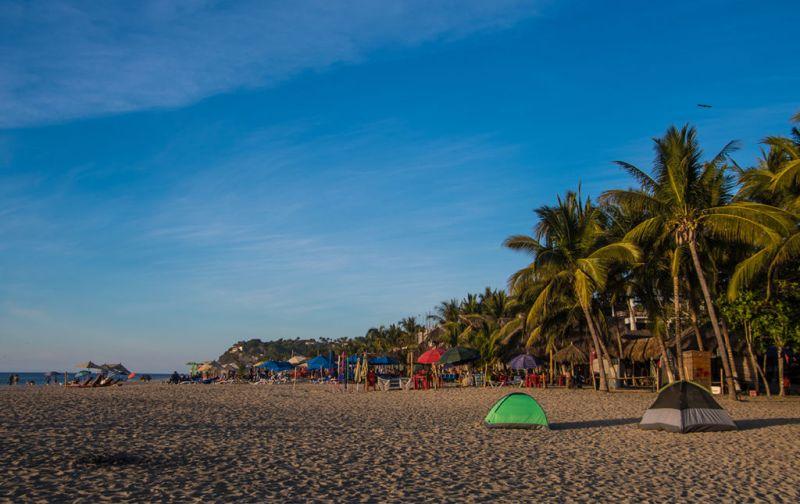 Riviera Nayarit, horizontes de desarrollo costero - playa-nayarit-mexico