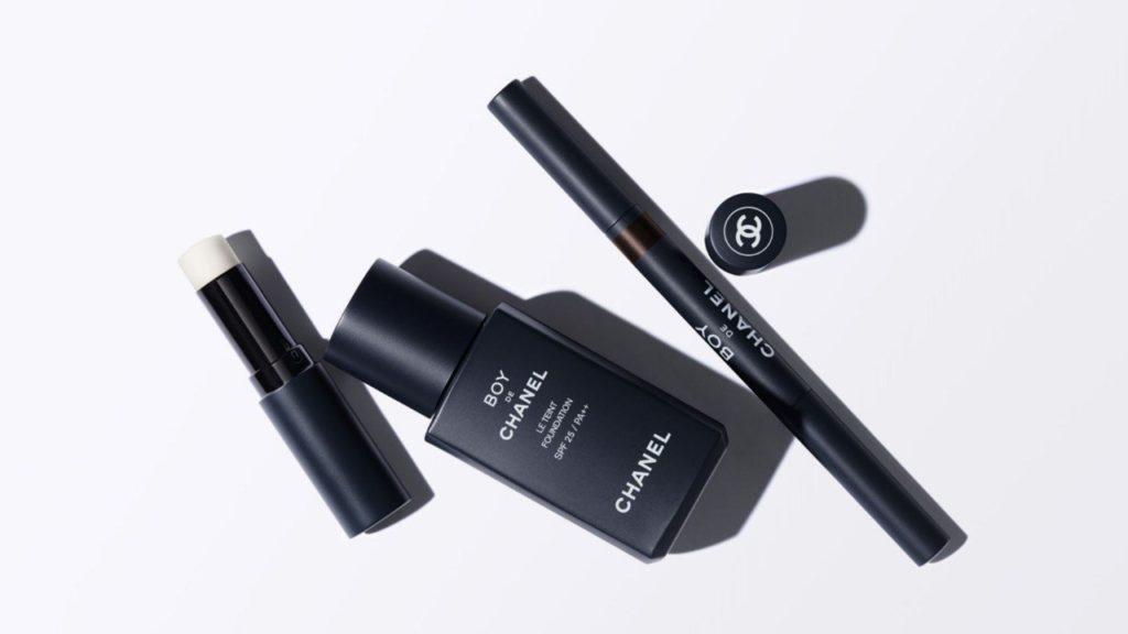Chanel lanza Boy de Chanel, su primera línea de maquillaje para hombres