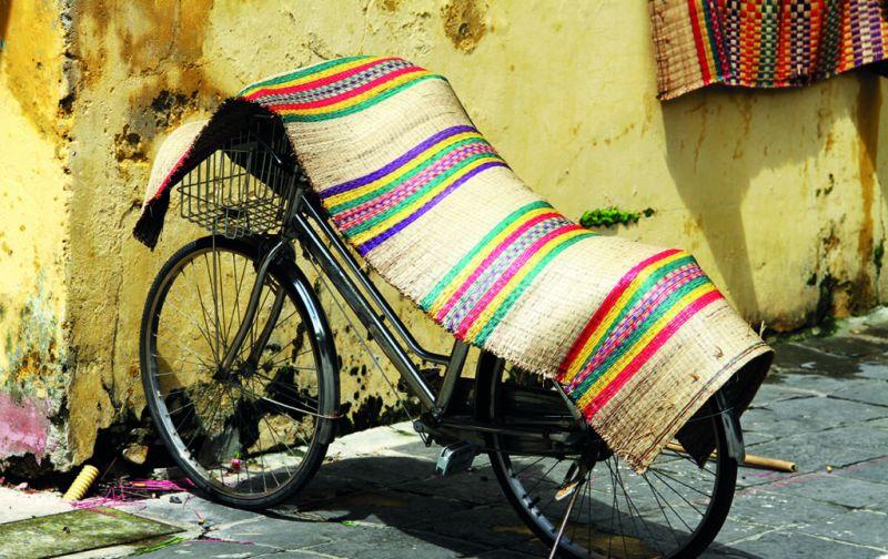 Vietnam: Hoi An y las montañas de mármol - hoi-an-artesania-vietnam-mimbre-tejido