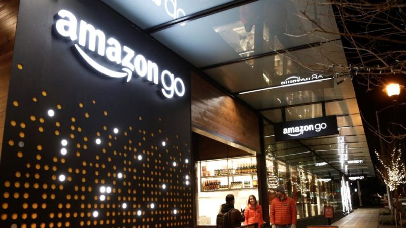 Amazon planea abrir 3000 tiendas Amazon Go - 1-amazon-go