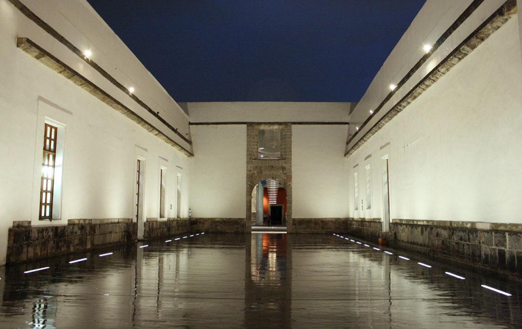 Biblioteca de México: conjunto de infinitos