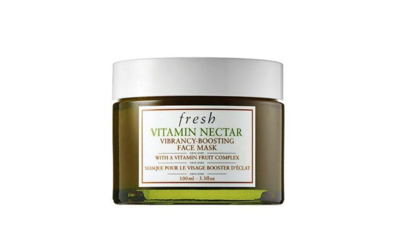 Los mejores productos de belleza - fresh-vitamin-nectar-boosting-facemask