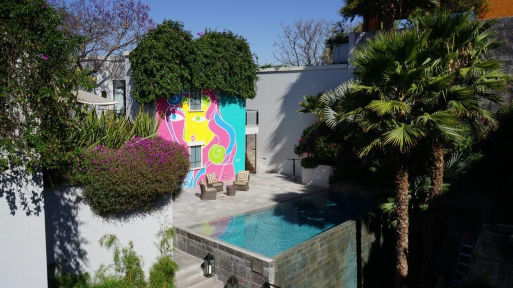 Hotel Matilda, una experiencia multisensorial en San Miguel de Allende