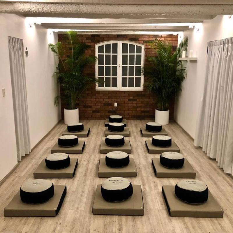 Los mejores lugares para meditar en la CDMX - punto-y-calma