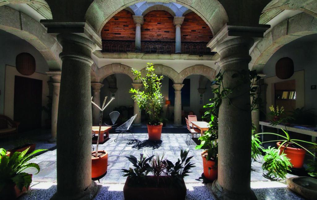 Casa Antonieta, un acogedor lugar en el centro de Oaxaca