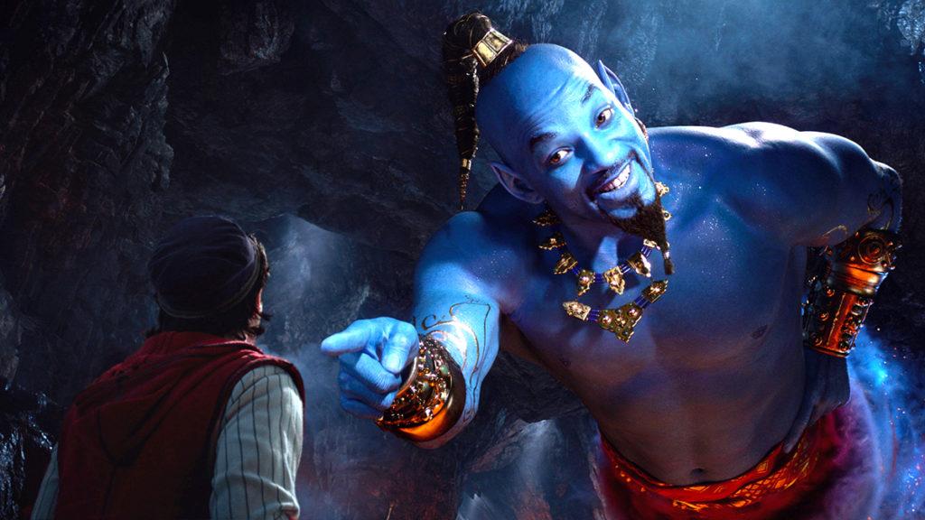 Descubre el nuevo tráiler de Aladdin