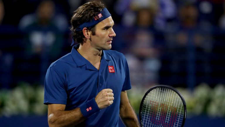 Datos interesantes sobre Roger Federer