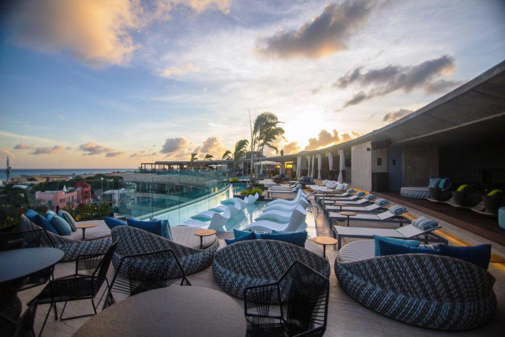 Las propuestas culinarias del hotel Thompson Playa del Carmen