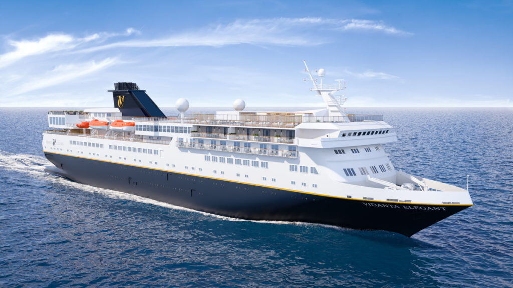 Vidanta Cruises, la nueva línea mexicana de cruceros de lujo