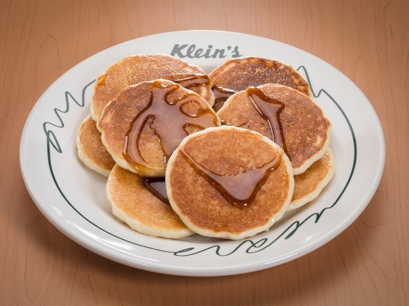 Los mejores lugares para comer hotcakes en la CDMX - pancakes_kleins