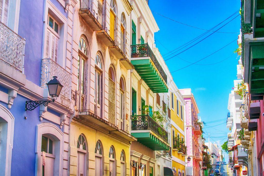Una nueva faceta de San Juan, Puerto Rico