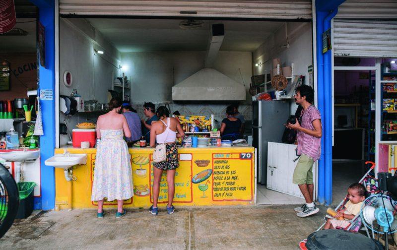 Aki Aora: intercambio cultural entre artistas y comunidades en Tulum - aki-aora-3