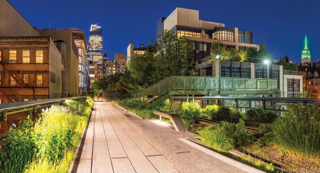 Los parques urbanos más cool del mundo