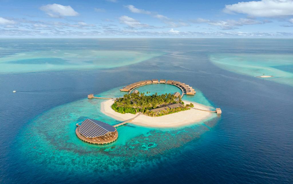 Kudadoo Maldives Private Island, un paraíso en medio del océano