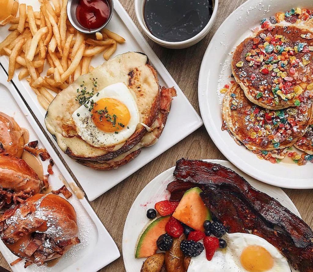 Los lugares más cool para desayunar en San Diego