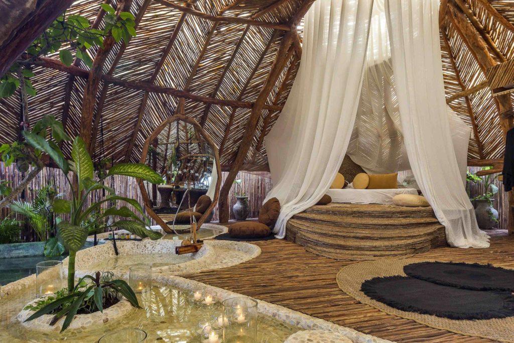Azulik Tulum, un hotel en armonía con la naturaleza