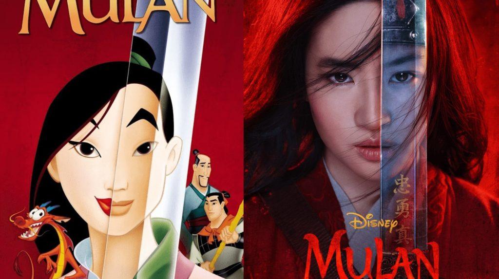 El primer tráiler oficial de la nueva película de Mulan