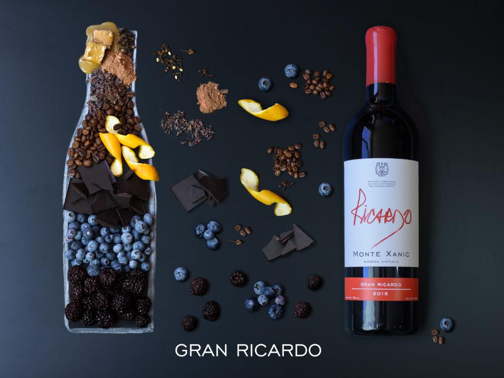 25 aniversario de Gran Ricardo, Monte Xanic