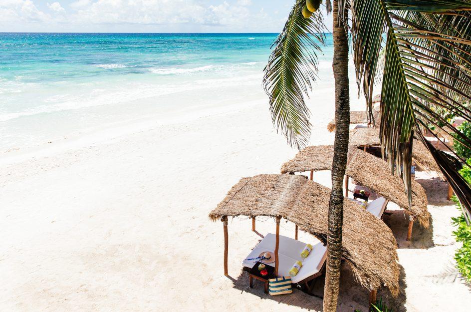 Hotel Esencia, un oasis de lujo en la Riviera Maya