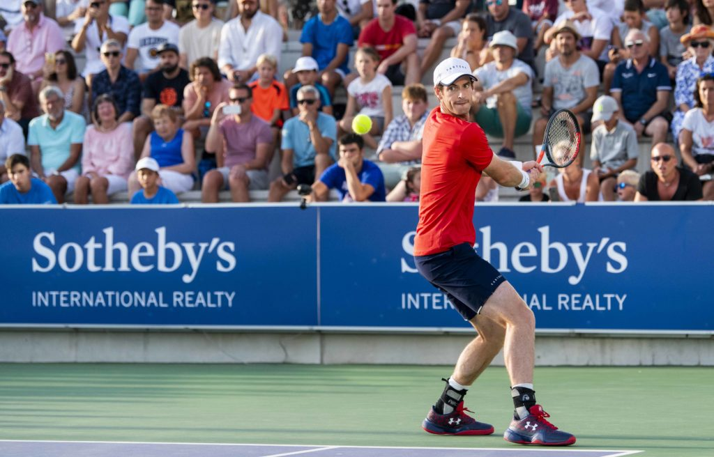 Andy Murray, un tenista sin límites