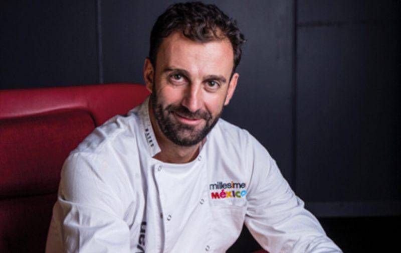 The Gourmet Masters: golf y gastronomía en su máxima expresión - hotbook_hbnews_gourmet_millesime_chef-ejecutivo-de-millesime-jose-luis-estevan