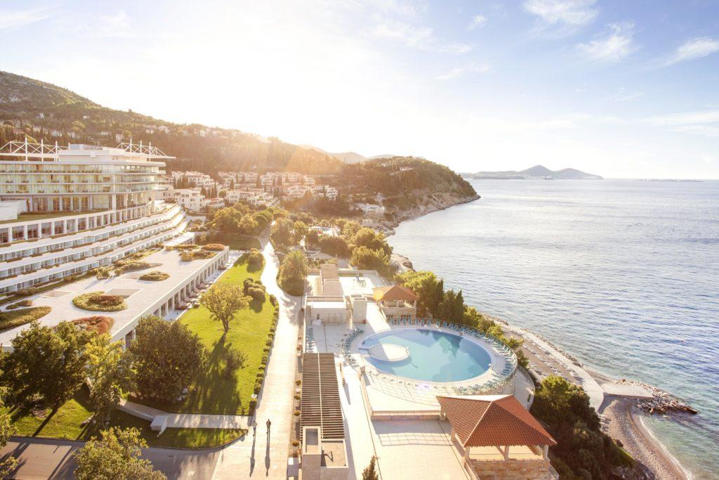 Sun Gardens Dubrovnik, hotel y residencias de lujo