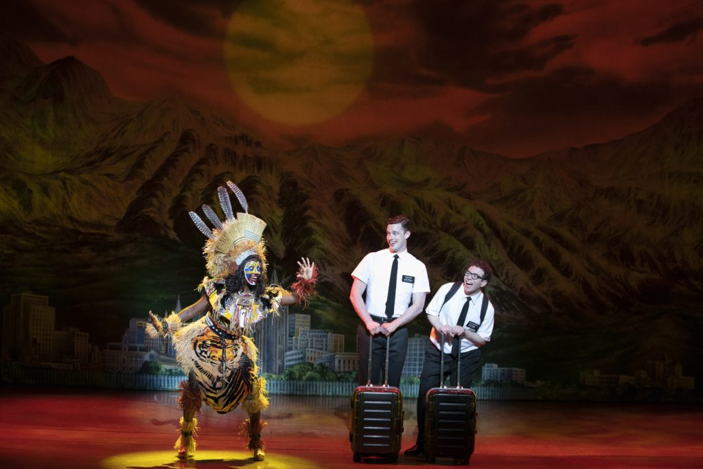 Llega The Book of Mormon a México, el mejor musical del siglo
