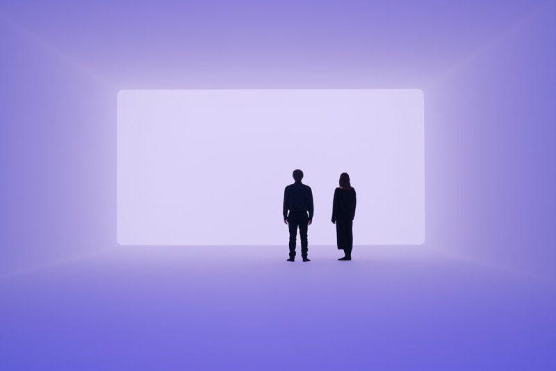 """""""Pasajes de luz"""", un retorno a la contemplación meditativa - turrell-james-2"""